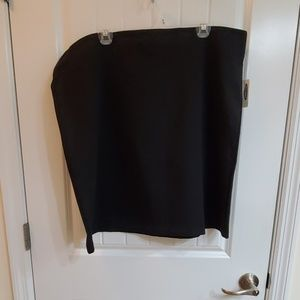 Old Navy black pencil skirt XXL